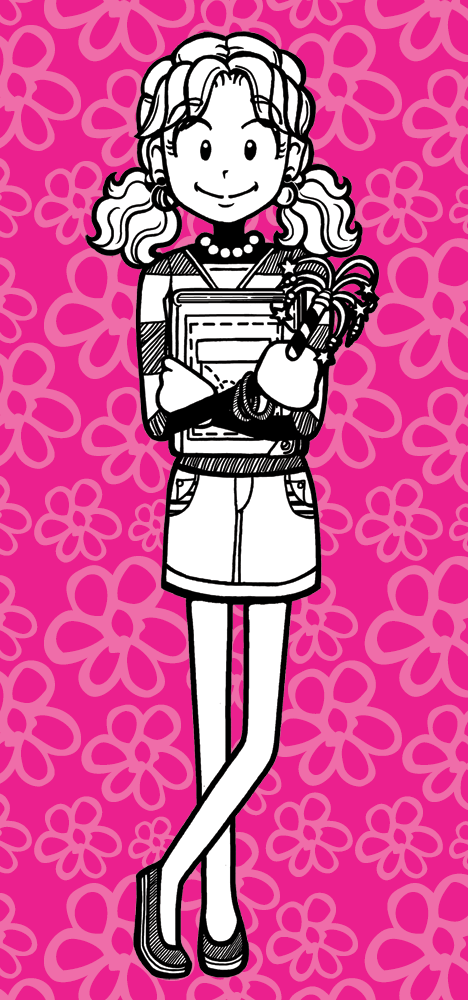 Meet the characters – Dork Diaries