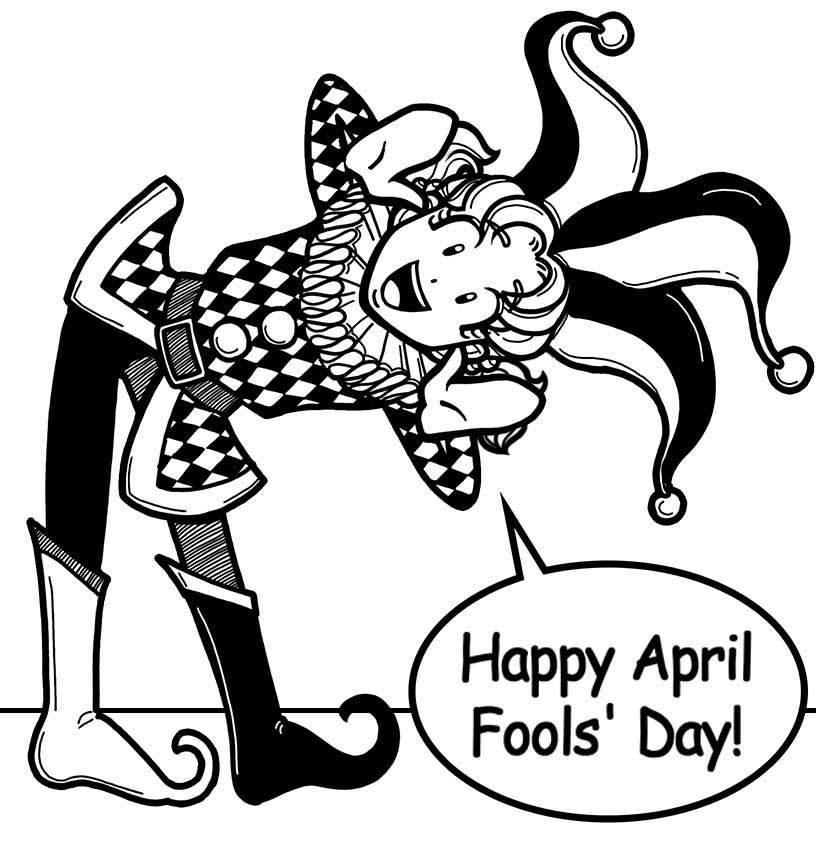 Nikki April Fools Day