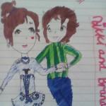 I drew it
