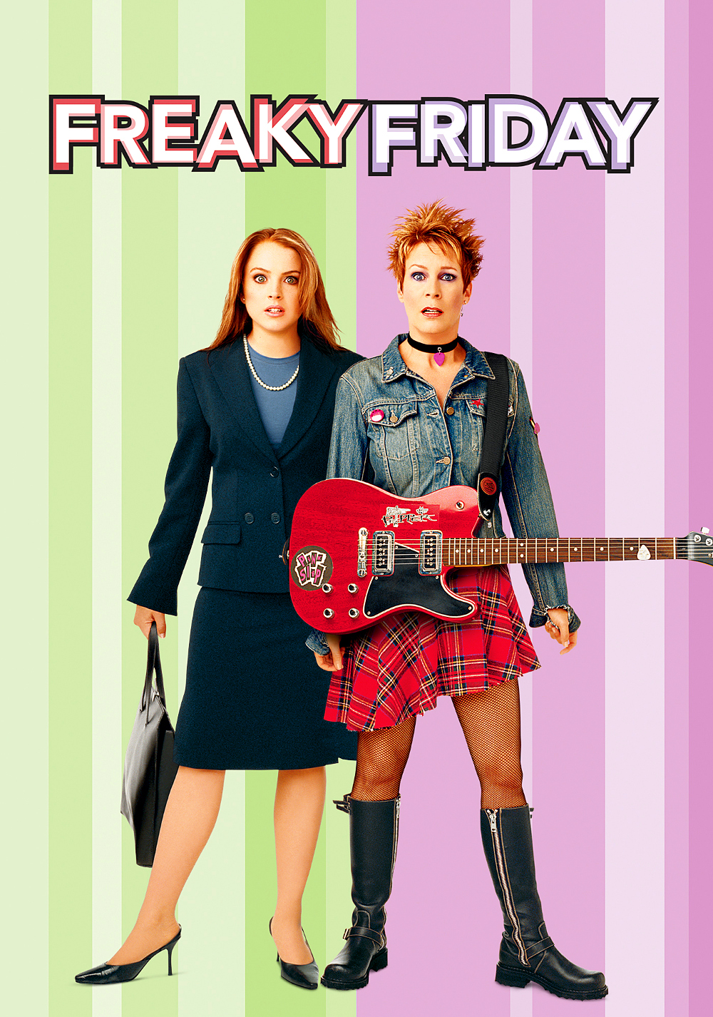 Freaky Friday Moive Poster