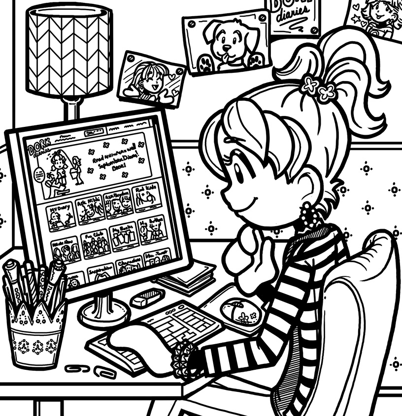 DORK DIARIES FANS, I NEED YOUR HELP!! – Dork Diaries