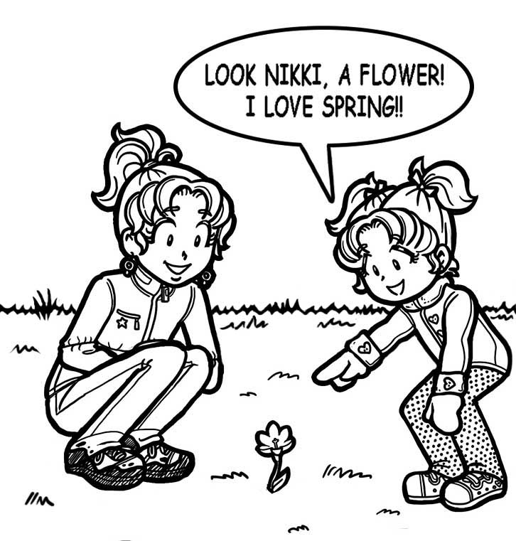 It's Spring Blog Art
