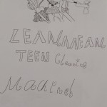 The lean, mean, teen, cleaning machine!