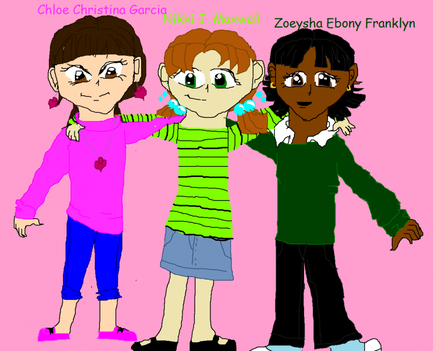Chloe In Color Dork Diaries And Zoey
