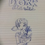Nikki and dork diaries logo