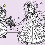 April Calendar – A Fairy Tale