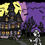October Calendar – Spooky Halloween