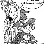 ATTACK OF THE CANDY WITCH THIEF!!!