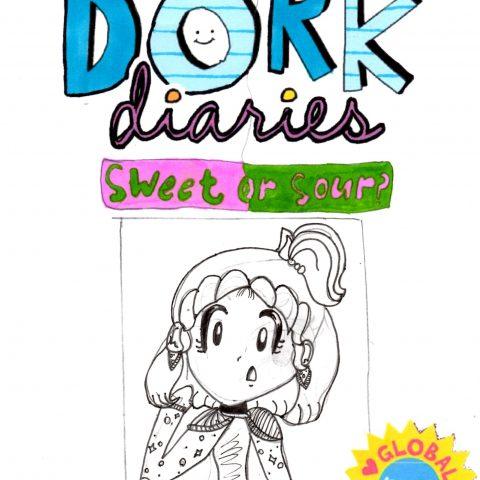 Dork Diaries 12 Sweet Or Sour?