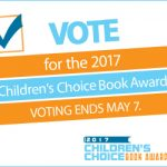 The 2017 Children's Choice Award Best Book Finalist Grade 5-6!