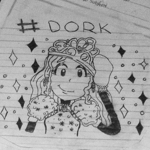 #Dorky princess