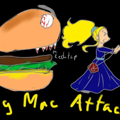 AH! Big Mac ATTACK!