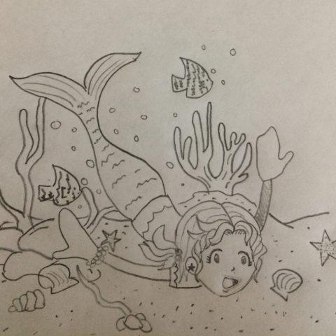 Mermaid Niki