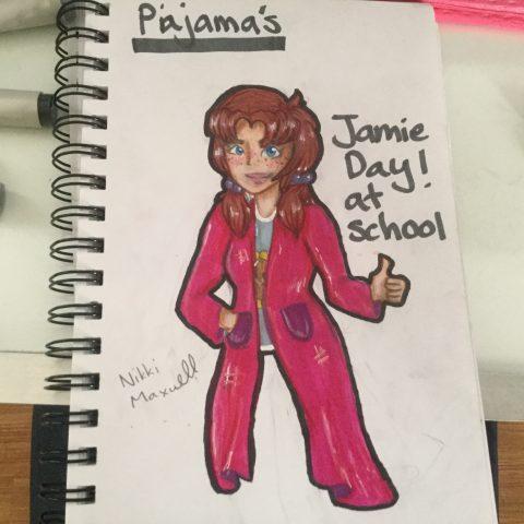 Nikki's Pajama Day