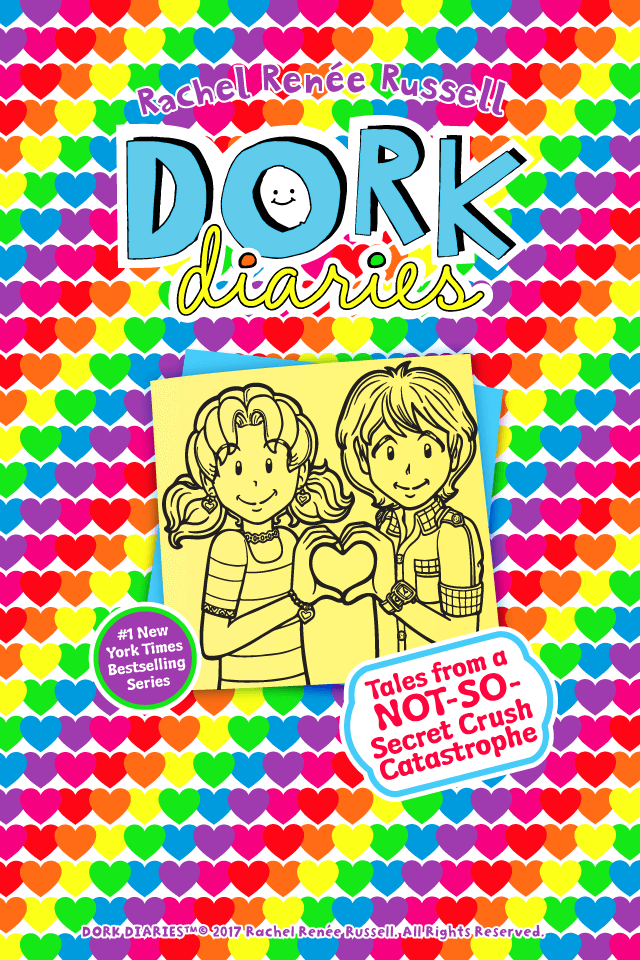 dork diaries wallpaper