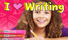 I heart writing - Writing tips from RRR