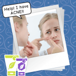 HOW DO I GET RID OF ACNE??