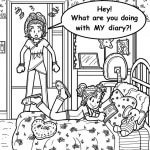MY COUSIN KEEPS STEALING MY DORK DIARIES BOOKS!!
