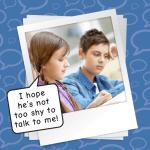 HOW DO I TALK TO A SHY GUY?