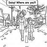 HAVE YOU SEEN DAISY?!