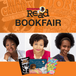 MEET RACHEL RENÉE RUSSELL AND HER DAUGHTERS AT THE REDSKIN READS BOOKFAIR
