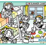 August Calendar – Summer Camp