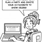 INVITE YOUR FAV CELEBS TO YOUR BIRTHDAY PARTY!