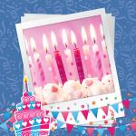 HELP! Final vote on Nikki's birthday cake!