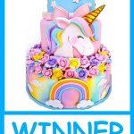 Nikki's birthday cake!