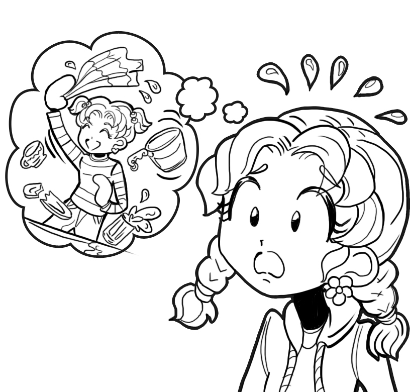 I Have To Do Thanksgiving Chores With Brianna Dork Diaries