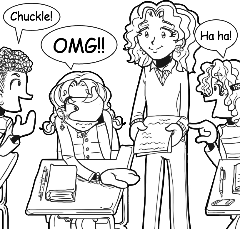 Fan Story About How My Mom Humiliated Me Dork Diaries