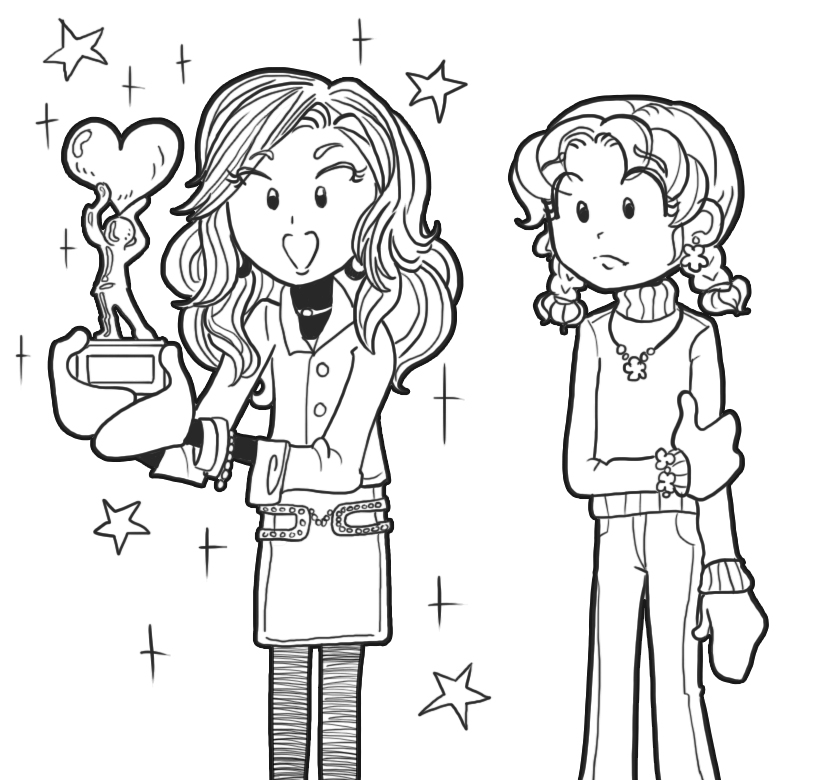I Was So Wrong About My Award Dork Diaries