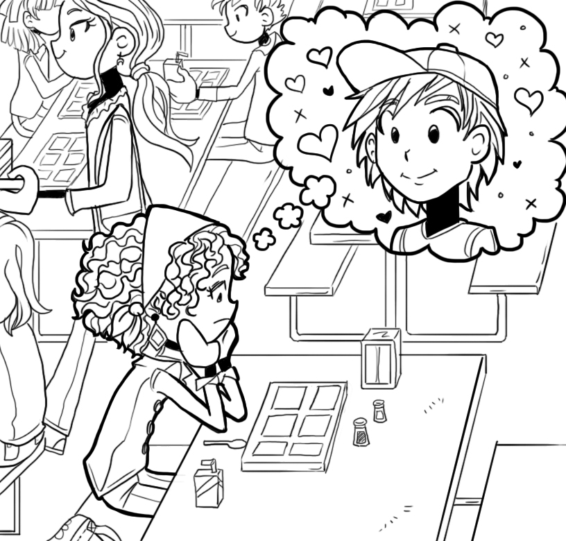 What To Do When Your Crush Switches Schools Dork Diaries