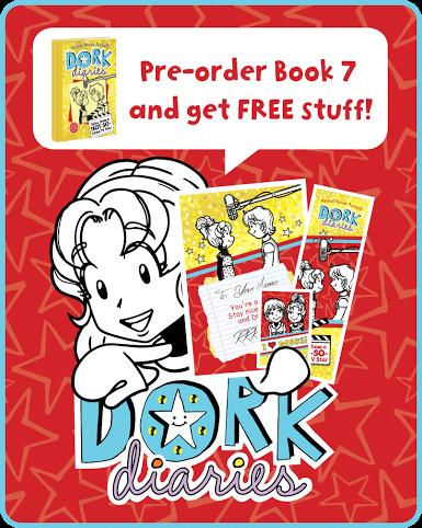 Dork Diaries Book 7