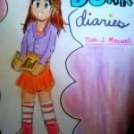 Dork diaries Nikki-Anime style