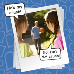 Help! My BFF is crushing on my crush!!