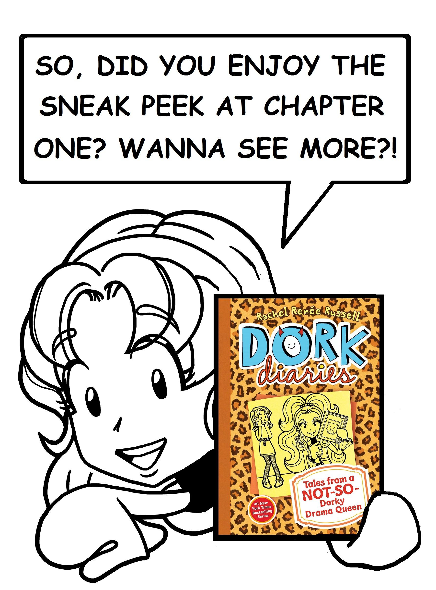 Book 9 Sneak Peek