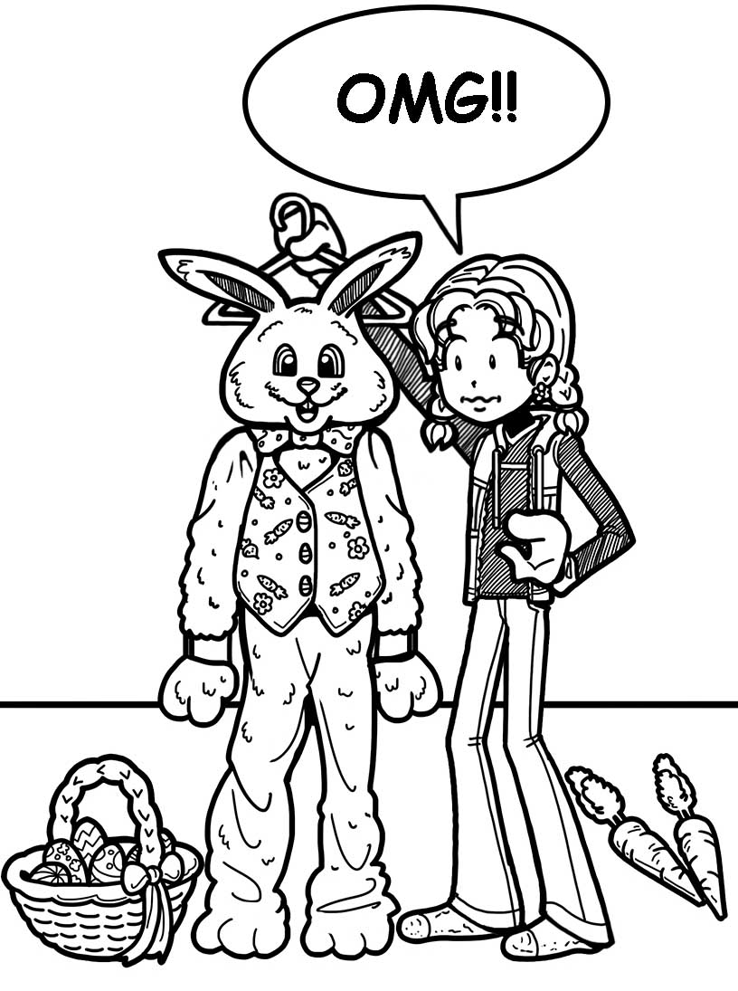 dork diaries 8 coloring pages - photo#14