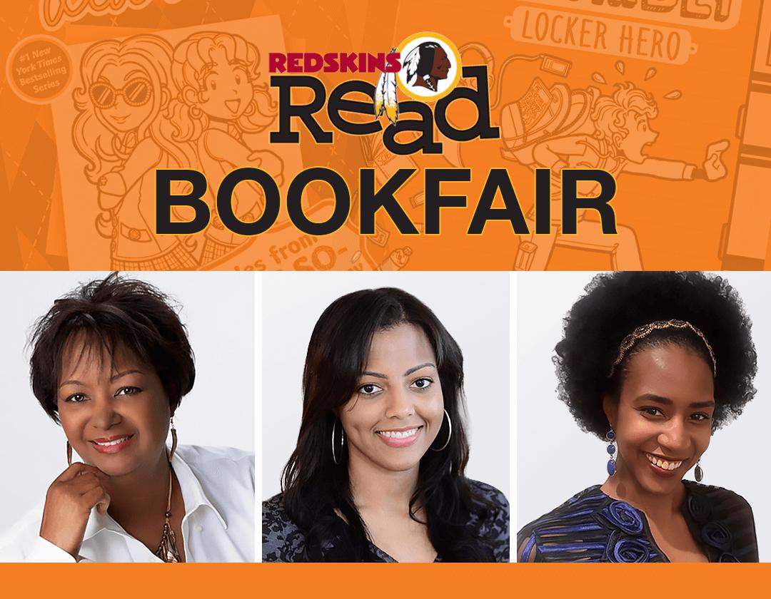 dork-diaries-redskins-book-fair-book-signing