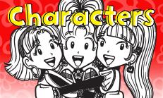 Dork Diaries Characters