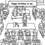 NOBODY EVER REMEMBERS MY BIRTHDAY!