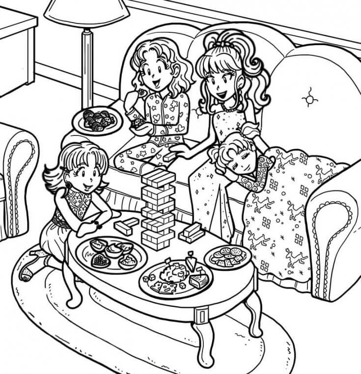 I HAD AN AWESOME NEW YEAR'S! – Dork Diaries