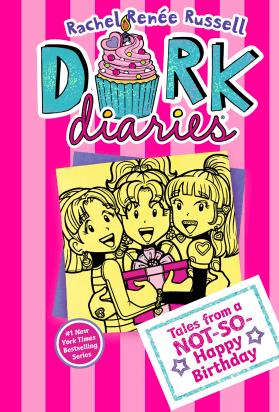 My Books – Dork Diaries
