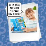 ARE BOY BOOKS BAD FOR GIRLS?