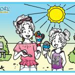 July Calendar – Summer Treats