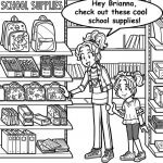 BACK TO SCHOOL SHOPPING NIGHTMARE!!
