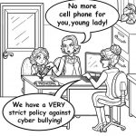 I'M NOT A CYBERBULLY!