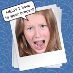 I HAVE TO GET BRACES!!!