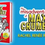 Author Rachel Renée Russell discusses the new Max Crumbly book
