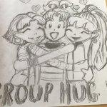 GROUP HUG SQUEEEEEEE